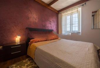 La camera è luminosa, il pavimento è di parquet Lazio RI Monteleone Sabino