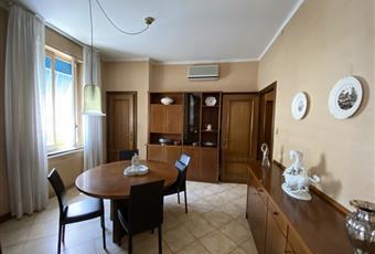 Soggiorno ampio e comunicante in open-space con il salone. Piemonte AL Alessandria