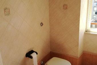 Il pavimento è piastrellato, il bagno è luminoso Lazio RM Tolfa