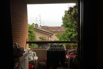 Loggia con vista lato sud Emilia-Romagna RE Reggio nell'Emilia