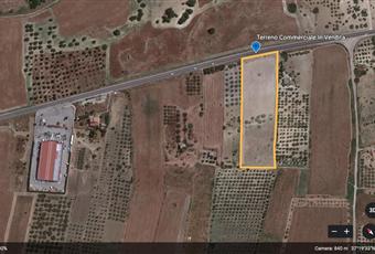 Vendesi Terreno Commerciale a Realmonte (AG)