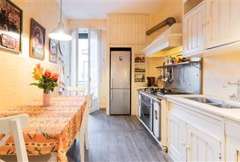 cucina vivibile comoda attrezzata e dotata di comodo balcone Toscana FI Firenze