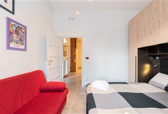 La camera è luminosa matrimoniale e dotata di balcone  Toscana FI Firenze