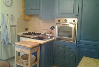 Cucina abitabile nuova, pavimento nuovo effetto pietra e balcone  Trentino-Alto Adige TN Sèn Jan di Fassa