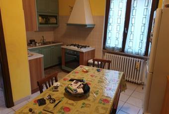 Il pavimento è piastrellato, la cucina è luminosa Piemonte VB Verbania