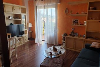 Il pavimento è di parquet, il salone è luminoso Piemonte VB Verbania