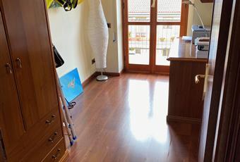 Il pavimento è di parquet, la camera è luminosa Lazio LT Norma