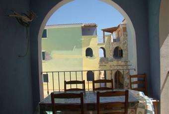 terrazzini, ingresso e piscina condominiale Sardegna SS Valledoria