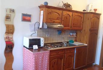 La cucina è con aria condizionata, il pavimento è di parquet Friuli-Venezia Giulia UD Tarvisio