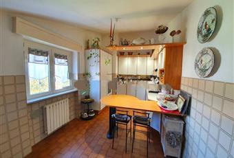 La cucina è luminosa, il pavimento è piastrellato Lombardia LO Borghetto Lodigiano