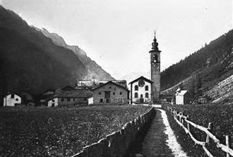 i dintorni Valle d'Aosta AO Gressoney-La-Trinitè