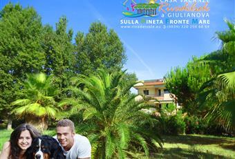 Il giardino è con erba Abruzzo TE Giulianova
