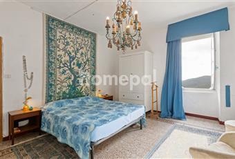 Camera da letto luminosa Liguria IM Villa Faraldi