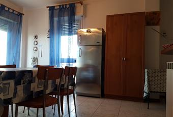 Il pavimento è piastrellato, il salone è luminoso Liguria SP Ameglia