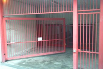 Box in zona via Crispi - via Sanvito