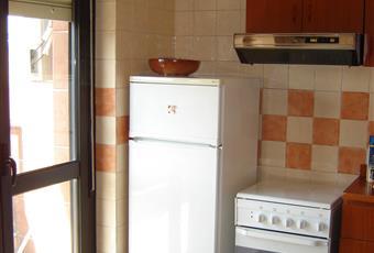 la cucina è luminosa e abitabile Puglia FG Foggia