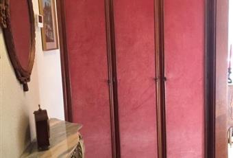corridoio con armadio a muro. Liguria GE Genova
