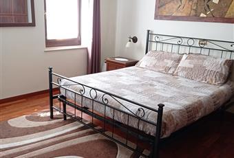 Il pavimento è di parquet, la camera è luminosa e rivolta a sud Veneto BL Domegge di Cadore