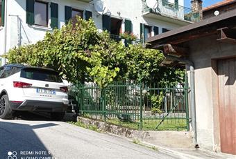 il garage doppio è di proprietà per la metà Veneto BL Domegge di Cadore