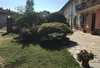 Il giardino è con erba Piemonte AT Cantarana