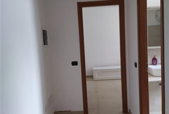 il disimpegno del bagno è ampio, con posizionamento quadro elettrico Piemonte AL Viguzzolo