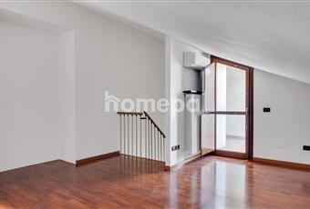 Camera da letto con pavimento in parquet  Veneto VE Stra
