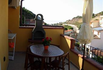 Terrazzo vista mare con barbecue Sardegna CI Buggerru