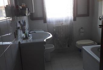 Il bagno è luminoso, il pavimento è piastrellato Veneto PD Cartura