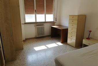 La camera è luminosa, il pavimento è piastrellato Toscana PI Pisa