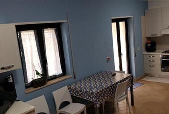 Il pavimento è piastrellato, la cucina è luminosa Puglia TA Ginosa