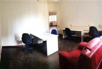 La camera da pranzo è direttamente collegata al Salone. Lazio RM Roma