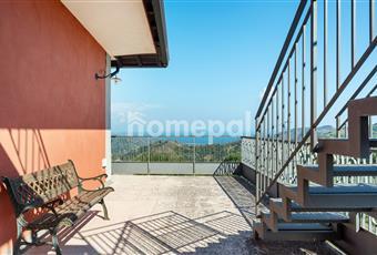 Terrazzo con vista mozzafiato Sicilia ME Limina