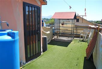 Il giardino è con erba Lazio FR Ceprano