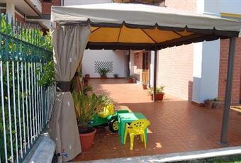 Appartamento con 170mq giardino e 100mq terrazzo
