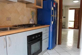 Il pavimento è piastrellato, la cucina è luminosa Sardegna SS Stintino