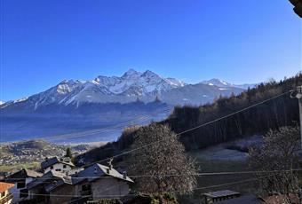 Il giardino è con erba Valle d'Aosta AO Aosta