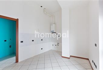 Open space con cucina a vista. Lombardia PV Vigevano