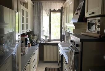 Il pavimento è piastrellato, la cucina è luminosa Piemonte CN Cherasco