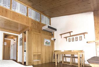 Il pavimento è piastrellato, il salone è luminoso, il pavimento è di parquet Trentino-Alto Adige TN Pinzolo