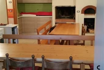 Taverna con forno a legna e camino Toscana FI Reggello