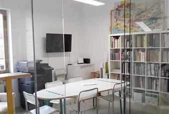 Postazioni, zona relax attrezzata, sala riunioni Lazio RM Roma