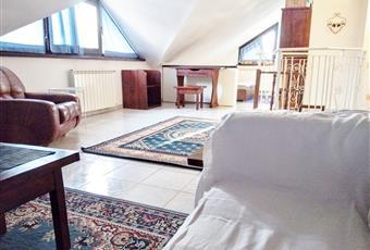 Il pavimento è piastrellato, il salone è luminoso Piemonte TO Alpignano