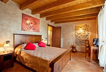 Camere da letto N 10 con Bagno 4 Bilocali indipendenti 2 Monolocali indipendenti Campania AV Montemarano
