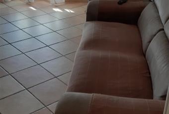 Il pavimento è piastrellato Puglia BR Carovigno