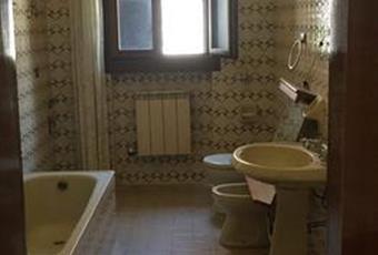Il bagno è luminoso, il pavimento è piastrellato Veneto RO Porto Viro