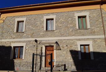 PROSPETTO ANTERIORE CON INGRESSO PEDONALE E CARRABILE TELECOMANDATO CORTILE E LOGGIATO Sardegna Sud Sardegna Mandas