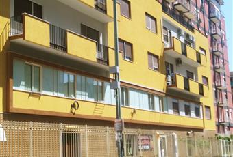 vista del prospetto esterno e della vista  esterna Sicilia PA Palermo
