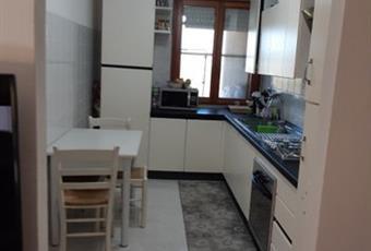 La cucina è luminosa, il pavimento è piastrellato Sardegna OR Oristano