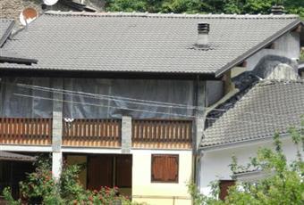 Privato vende  casa di montagna a Mattie