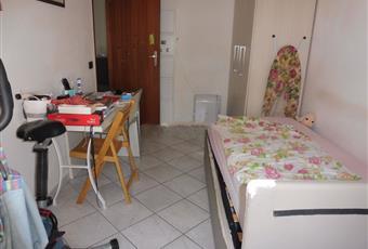 La camera è luminosa, il pavimento è piastrellato Emilia-Romagna RA Cervia